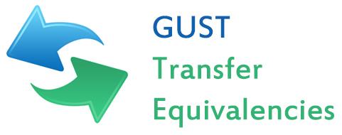 gustTransferEquivalencies